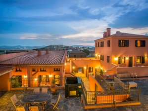 The Varos Residences Hotel Lemnos in North Aegean
