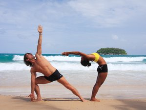 7 Days Kata Hot Yoga Retreat in Phuket, Thailand