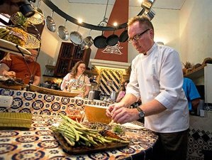 8 Days Mexican Cooking Holidays in Yucatan