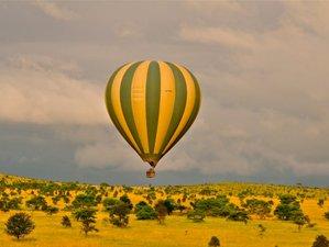 5 Days: Balloon safari at Serengeti National Park, Ngorongoro, Tarangire and Lake Manyara, Tanzania
