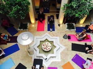 6 días lujosas vacaciones de yoga y meditación en Marrakech, Marruecos