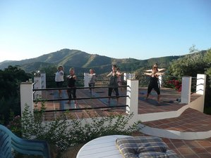 5 Days Rejunivating Yoga Retreat in Andalusia, Spain with trip to Granada
