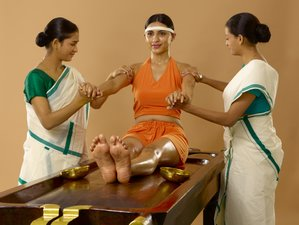 5 Day Ayurveda Retreat with Yoga and Meditation in Kerala