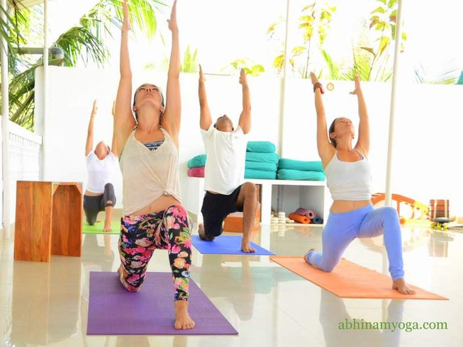 24 Days 200-Hour Ashtanga Yoga Teacher Training in Goa ...