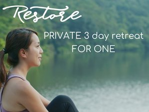 3 Day Private Relaxing, Reconnecting, Recharging & Life Reshaping Yoga Retreat in Oxfordshire
