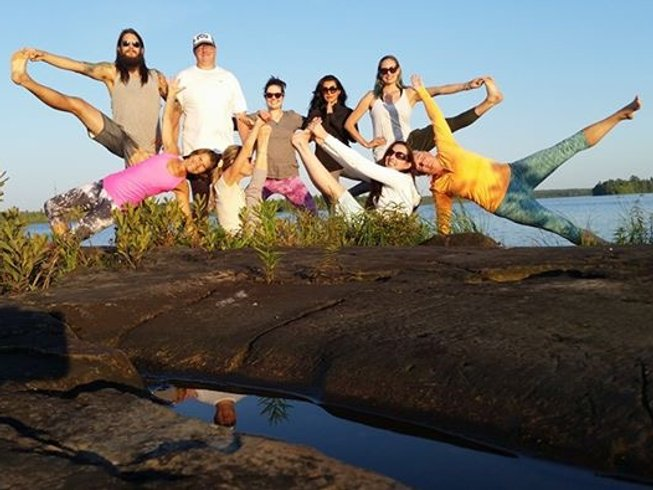 7 Days Vegetarian Cooking & Yoga Retreat Maine, USA