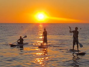 7 Day Yoga and SUP (Stand Up Paddle) Camp in Tamraght, Agadir