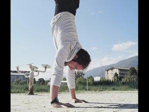 8 Day Handstand Retreat in Makarska