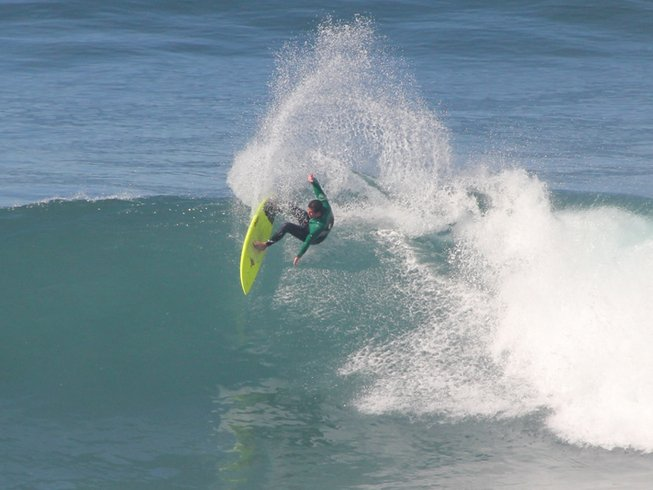 8 Days Bodyboarding and Surf Camp Portugal