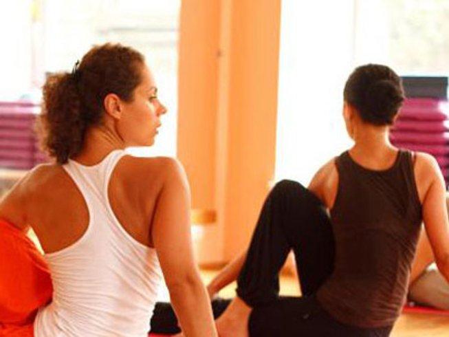 28 Days Intensive 200-Hour Yoga Teacher Training in Rishikesh, India
