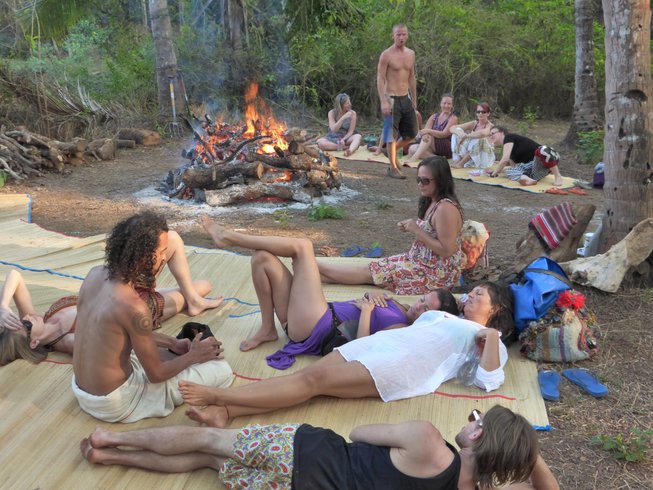 30 Days Immersion Yoga Teacher Training in Goa, India
