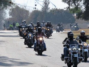 15 Days Epic Self Guided Motorcycle Tour Ride and Safari in South Africa