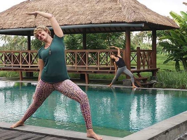 5 Days Relaxing Yoga and Meditation Retreat in Ubud, Bali