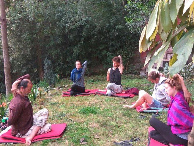 22 Days 200-Hour Yoga Teacher Training Kathmandu, Nepal