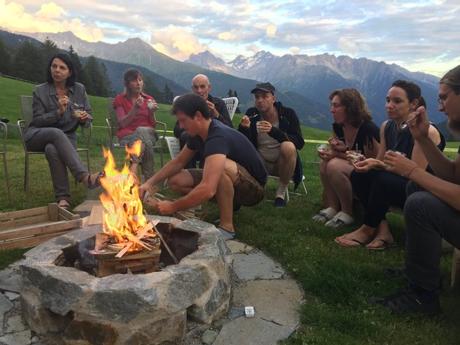 8 Days of Hiking and Yoga Retreat in Austria