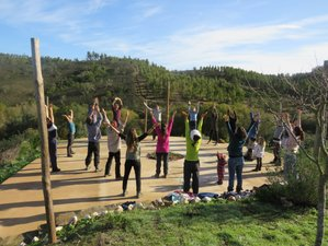 6 Day Learn Portuguese, Beach, and Yoga Holiday in Aljezur, Faro