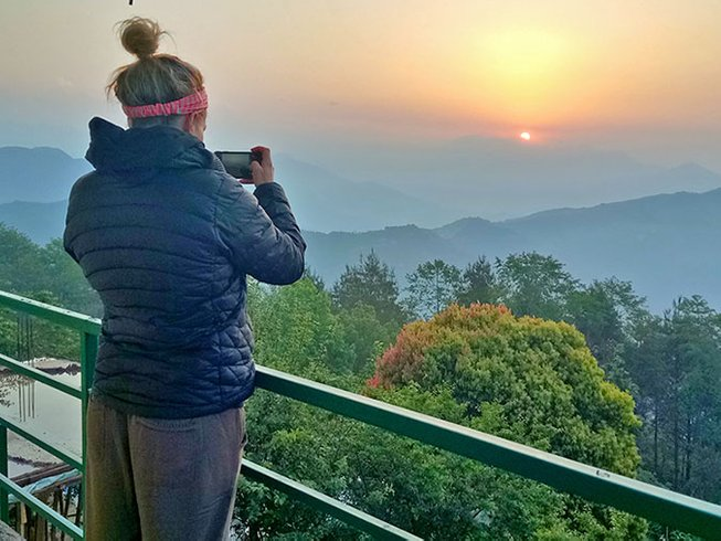 11 Days Meditation and Yoga Retreat in Nepal