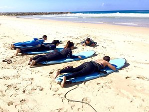 6 Days Surf Camp in Costa Da Caparica, Portugal