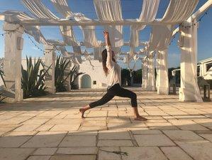 7 Tage All-inklusive Wundervolle Natur, Meditation und Yoga Retreat in Martina Franca, Apulien