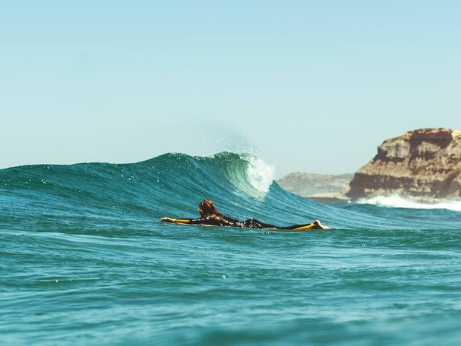 8 Days Surf Camp in Praia da Vigia, Torres Vedras, Portugal