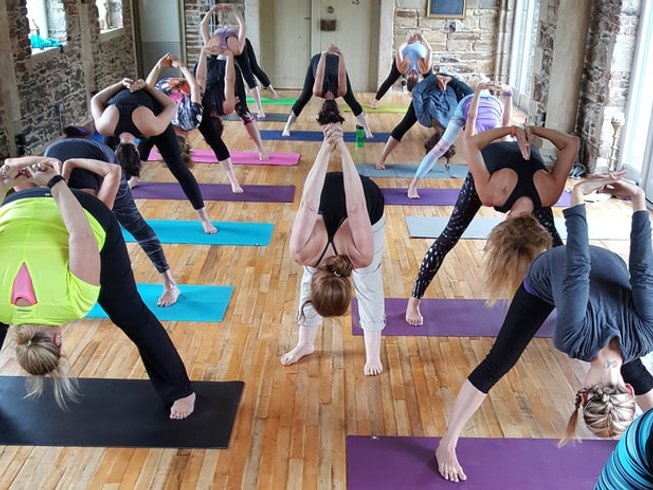 7 Days Relaxing Yoga Retreat in County Limerick, Ireland