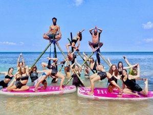 14 Day 200-Hour Vinyasa & Aerial YTT in Koh Phangan, Thailand (plus Detox, Sauna, and Beachfront)