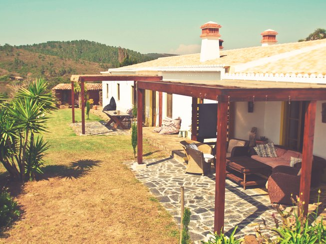 7 Days Yoga and Surf Retreat in Aljezur, Portugal
