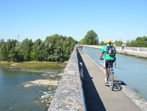 7 Days Cycling Tour in Nouvelle-Aquitaine, France from Lot-et-Garonne to Black Périgord