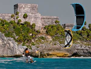 5 Days Exhilirating Kitesurfing Surf Camp Mexico