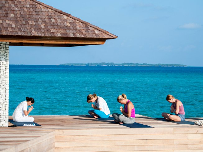 8 Days Yoga and Diving Holiday in Maldives