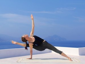 8 Days Goddess Meditation and Yoga Retreat in Greece
