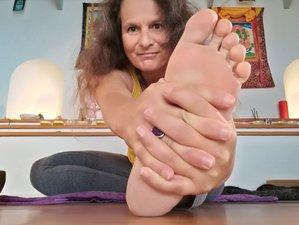 14 Tage Online Slow Flow Yoga Meridiane und Gefühle Retreat mit Emotions-Coaching und Meditation