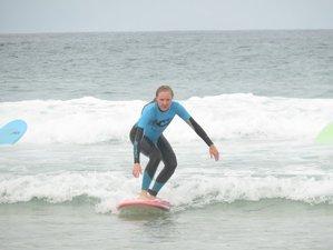 7 Day Carrapateira Surf Camp in Aljezur, Algarve