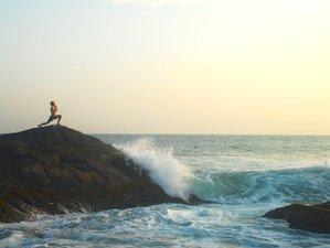 3 Days Wildcrafted, Fairtrade, Beginner Yoga & Surf Wellness Villa, Midigama