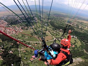 6 Day Ultimate Adventure Motorcycle Tour in Bulgaria with Paragliding and Star watching