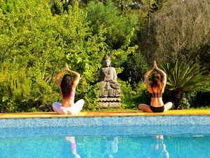 15 Days Detox Juice Fasting and Yoga Retreat in Portugal