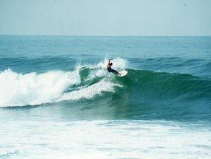 7 Days Budget Surf Camp in El Tunco, El Salvador