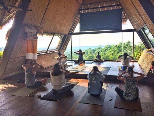 4 Days Sacred Journey Meditation and Yoga Retreat in Bali, Indonesia