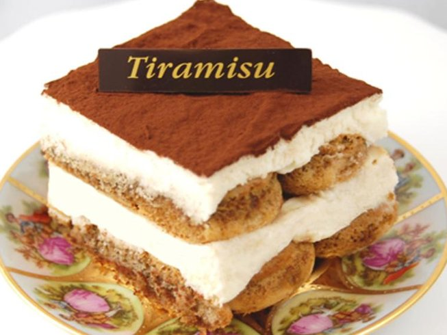 2 Days Tiramisu Cooking Holidays in Italy