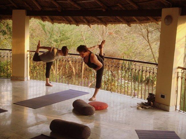 11 Days Idyllic Ashtanga Yoga Retreat in India