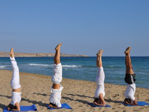 28 Days 200-Hour Yoga Teacher Training in Crete - Greece (Karteros Retreat Center)