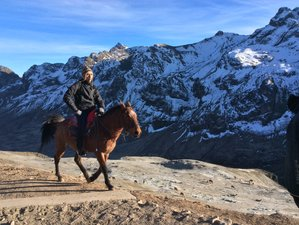 4 Day Lares Trek Horseback Riding and Camping in Cusco, Peru