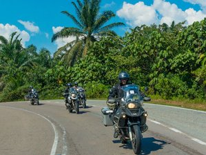 "10 Days ""Peninsular Malaysia"" Self-guided Motorcycle Tour"
