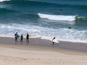 4 Day Beginner Surf Camp in Eco Resort in Porto, North Portugal