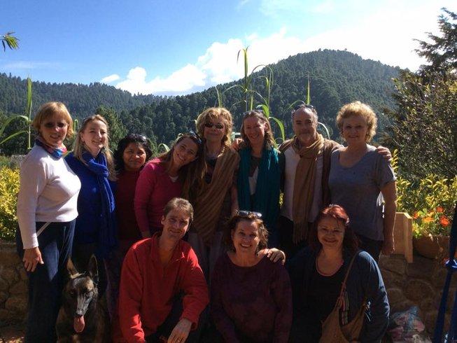 9 Tage Magischer Yoga Retreat Oaxaca, Mexiko