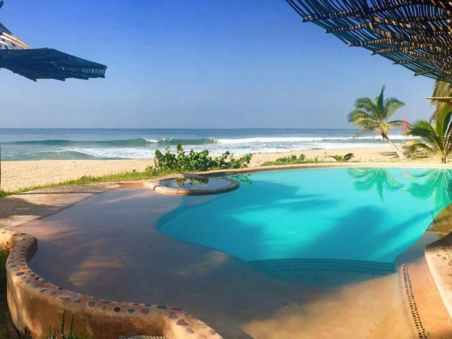 8 Days Wellness on the Beach Yoga Retreat in Mexico for Doctors