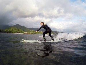 5 Day Senggigi Beginner and Intermediate Surf Camp in Lombok
