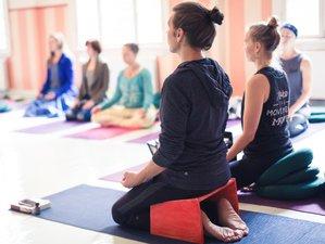 8 Days Spirituality Immersion Yoga Teacher Training in Rishikesh, India