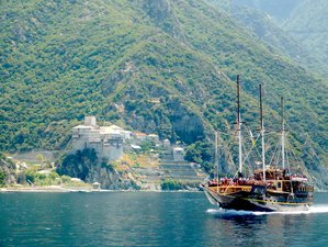 7 Day Luxurious Yoga Holiday in The Shadow of Holy Mount Athos in Central Macedonia, Komitsa Bay
