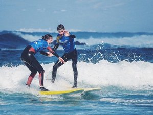 7 Days Uncrowded Surf Camp France